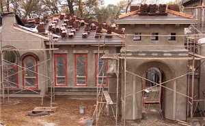 Stucco Exterior Installation